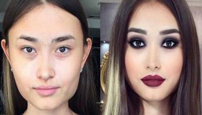 11 bức ảnh chứng minh cho sức mạnh khủng khiếp của makeup