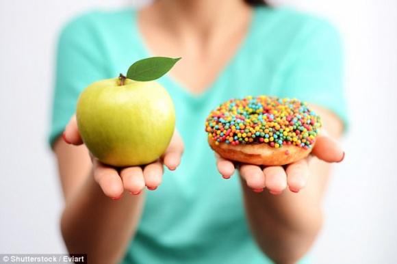 Bí quyết ăn uống giữ dáng gợi cảm các chị em thường áp dụng để tránh mỡ thừa