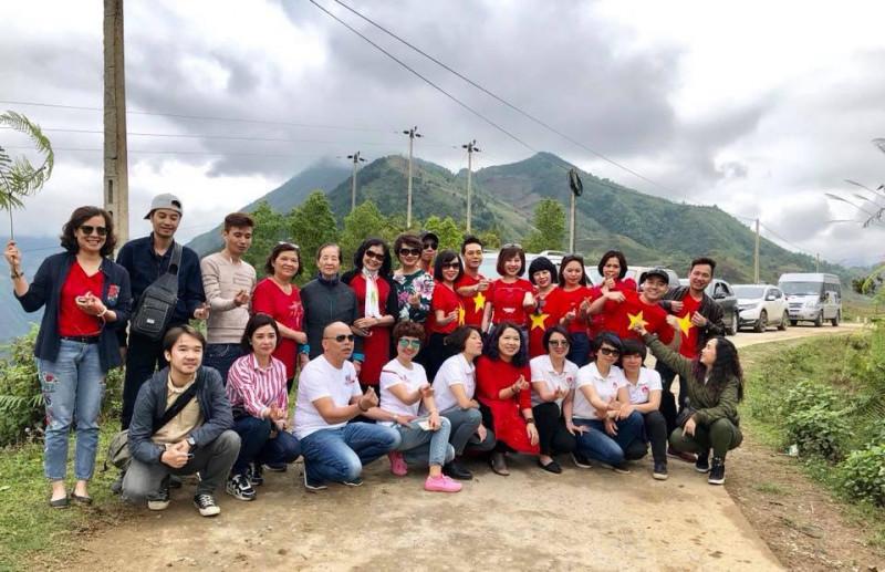 Mái ấm tóc Việt 2018: đem hơi ấm đến với Bản Mù, Trạm Tấu, Yên Bái