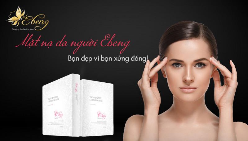 Quà tặng: Bộ sản phẩm Mặt na da người Ebeng Switzerland trị giá 599K - Sự khác biệt hoàn hảo