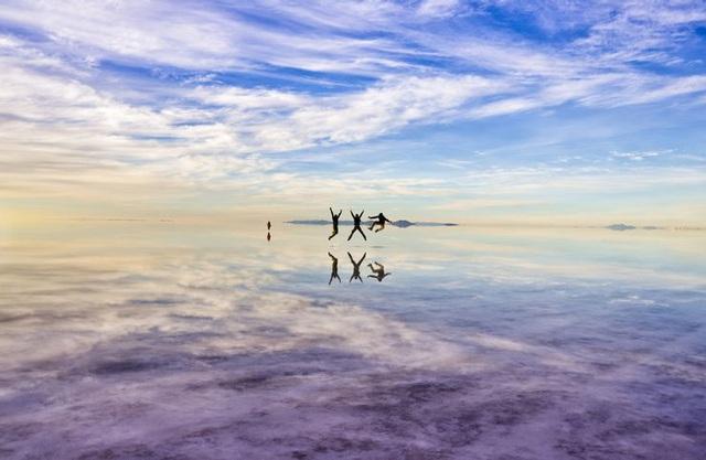 Sửng sốt vẻ đẹp kỳ ảo của 5 sa mạc